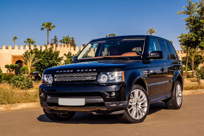 Rent Luxury Car In Morocco