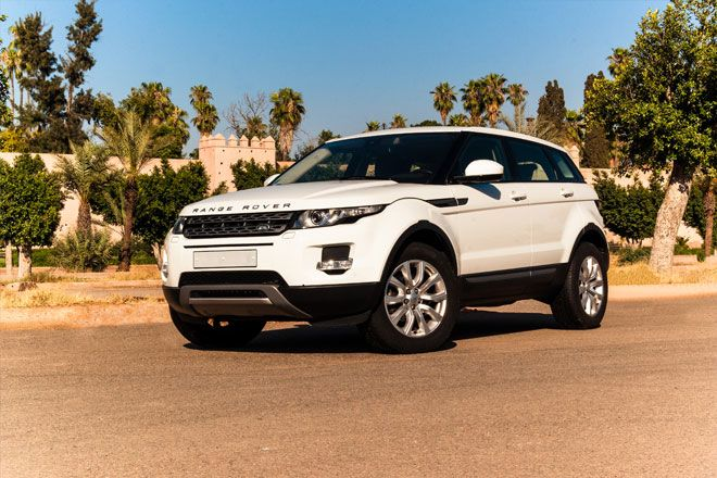 location de range rover evoque mod le 2016 marrakech maroc nova luxury cars. Black Bedroom Furniture Sets. Home Design Ideas